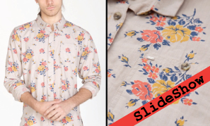 Style Guide: Raid G-ma's closet or buy this:
