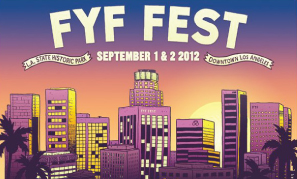 FYF Line Up Announced / Some matter.