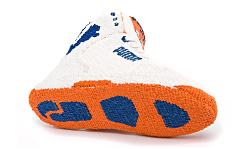 Puma Cat High Knicks Tapestry Bottom Sneakers