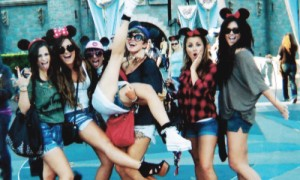 Let's Wear Litas and Go To Disneyland (13 Photos)
