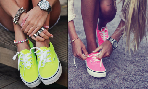 Vans: The State Shoe of California (16 Photos)