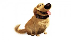 The Dog from Up (Dug) Really Exists