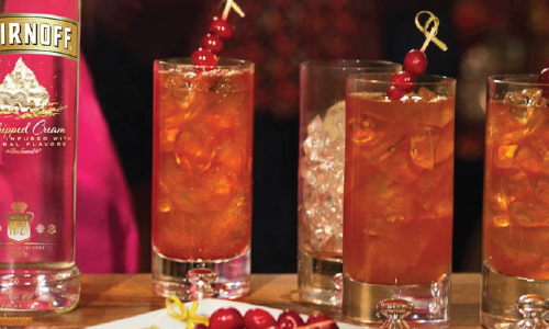 Try This: Apple Pie Punch (avec spirits)